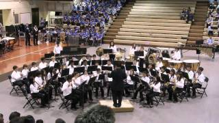 Dance of the Harlequins | Aiea Intermediate School Symphonic Band | 2012 South POB