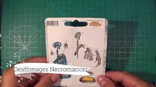 Warhammer: Assembly Deathmages Necromancer