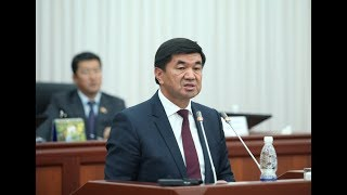 М.Абылгазиев - кандидат в премьер-министры