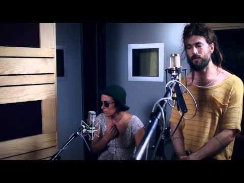 """Edward Sharpe and the Magnetic Zeros """"Man On Fire"""" 