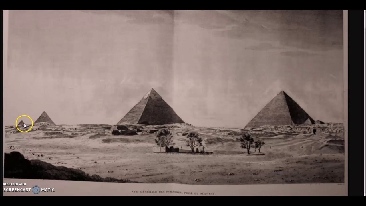 Is This The 4th Giza Pyramid O...