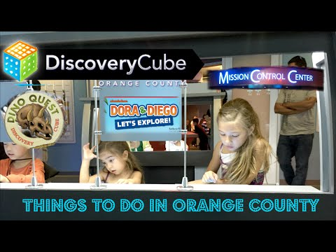 Discovery Cube (aka Discovery Science Center) Orange County