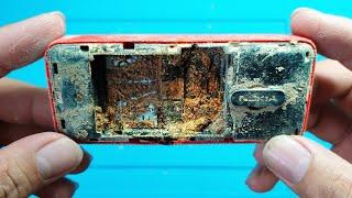 Restoration Old Nokia 105 Phone | Rebuild Broken Phone