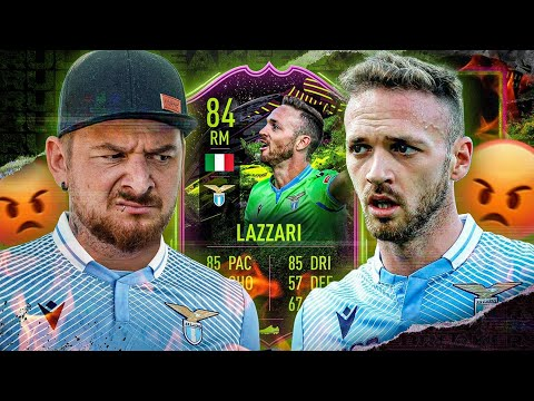 FIFA 21:  LAZZARI DRECKS KARTEN SQUADBUILDER BATTLE 😱 KRASSET LAZZARI SBB 🔥 vs GAMERBROTHER