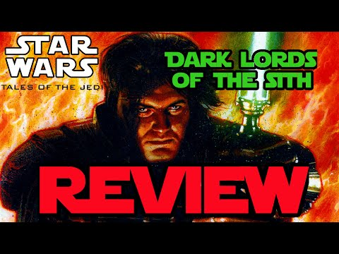 Star Wars | Tales of the Jedi | Dark Lords of the Sith | Comic Review