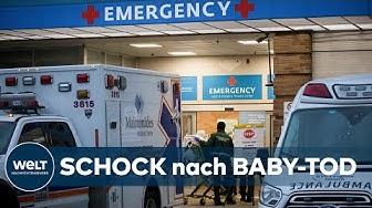 COVID-19 IN DEN USA: Mit Coronavirus infiziertes Baby gestorben