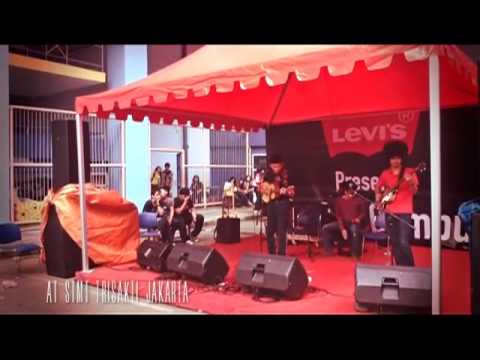 Galerie - Do You Wanna (The Kooks Cover) at STMT Trisakti Jakarta