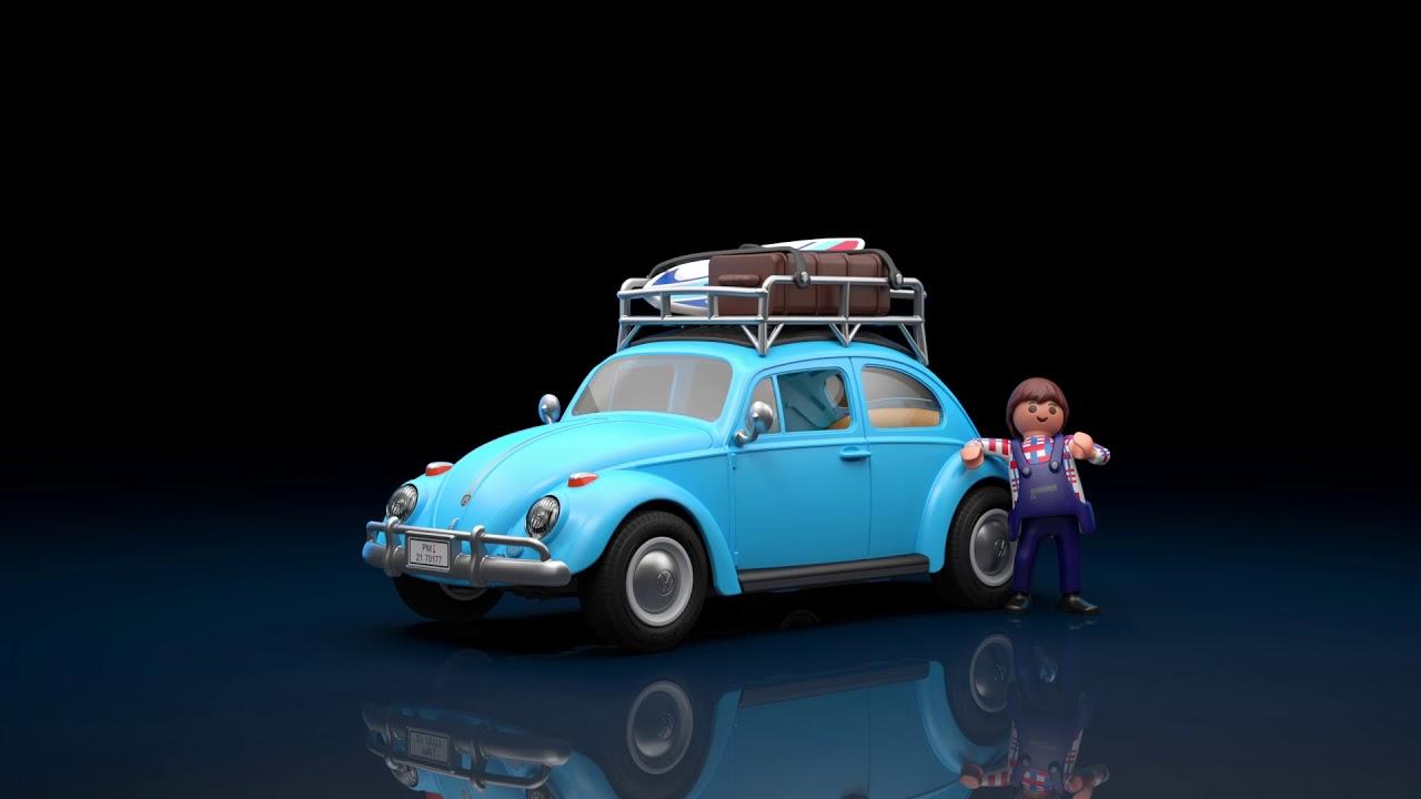 Volkswagen Beetle   Animación   PLAYMOBIL en Español
