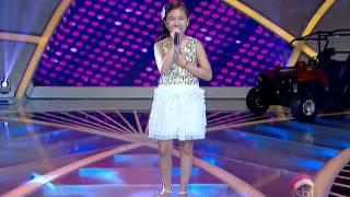 感動 泣ける 動画 天使の歌声 少女 ブラジルの番組で歌いました 愛は花 君はその種 thumbnail
