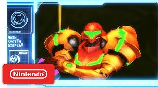 Metroid: Samus Returns - Universe Trailer - Nintendo 3DS