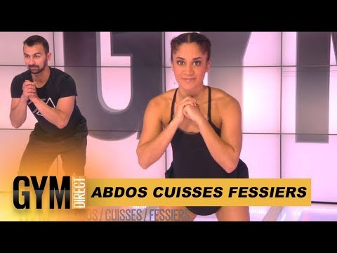 ABDOS - CUISSES - FESSIERS