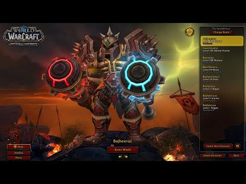 Download Bajheera New 3v3 Meta Is Fury Wls Real O Wow Bfa 8