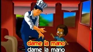 El tren del evangelio (karaoke infantil)