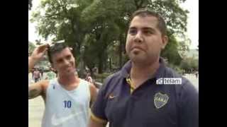 River y Boca mudan a Córdoba la pasión del Superclásico