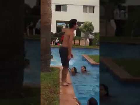 شاب يرقص شعبي مغربي مثل البنات و  احسن thumbnail