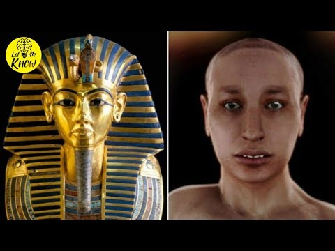 Tutankhamun (C.1341 - C. 1323  is listed (or ranked) 2 on the list Here's What Famous Historical Figures Really Looked Like