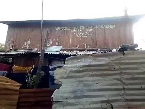 Kibera Slum GMFC/WFF Video Showing the Church & Surroundings