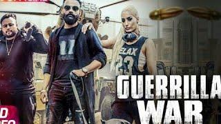 gurrilla War || New Punjabi Song || BASS BOOSTED ||HD BASS PROFESSOR