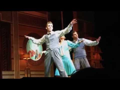 Singin' In The Rain clips - Folketeateret, Oslo Norway - 30/9/2016