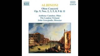 Albinoni - Oboe Concerto D Minor Op. 9 No. 2 - 2. Adagio