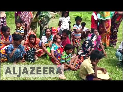 Fear as Myanmar violence hits Bengali Hindus
