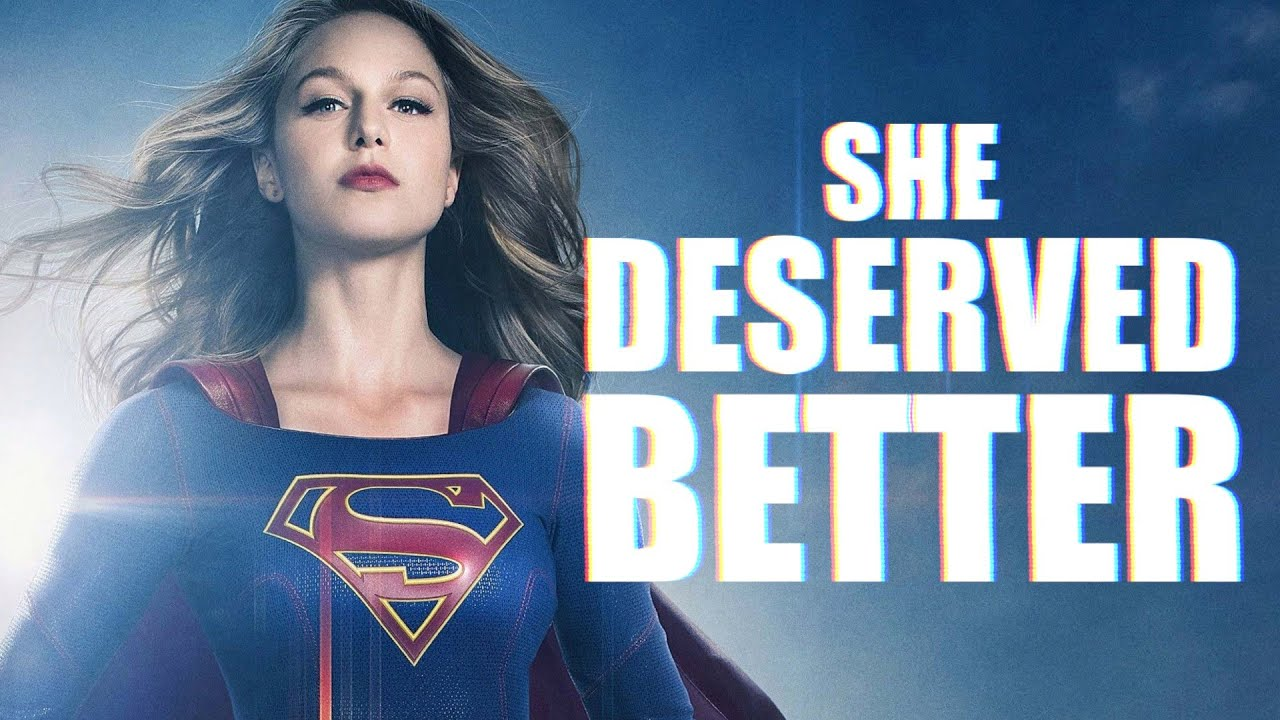 Download The Wasted Potential of Supergirl