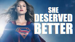 The Wasted Potential of Supergirl
