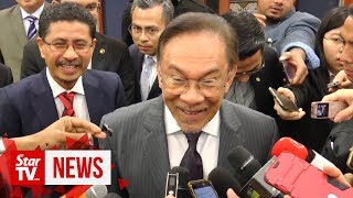 Anwar: Azmin's 'backdoor transition' is personal opinion, PH council will decide PM's term
