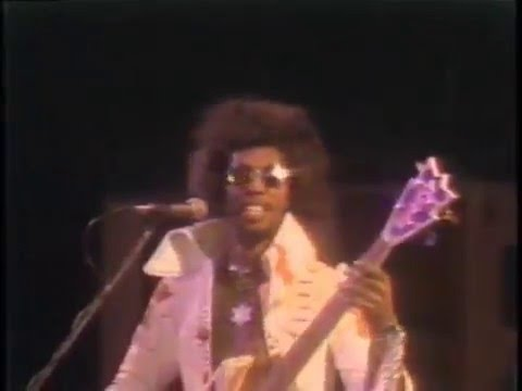 Bootsy Collins Bootsys Rubber Band  Strechin Out  1976
