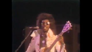 (Bootsy Collins) Bootsy's Rubber Band - Strechin' Out Live 1976
