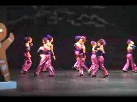 Julia's 08 Recital