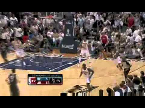 2011 NBA Playoffs: Hawks vs Magic Game 6 Recap (4/28/11)