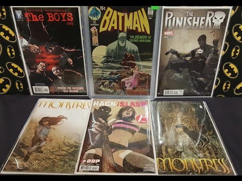 Comic Book Haul 5/8