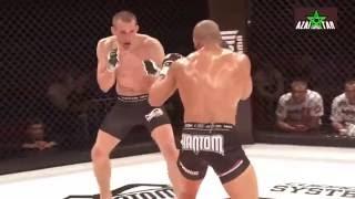 Abu Azaitar vs Marcin Naruszczka