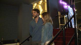 Elena Tablada y Javier Ungría celebran su primer aniversario