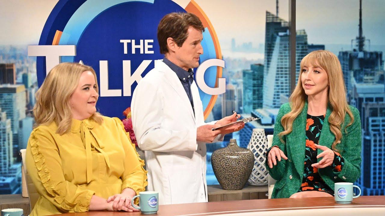 SNL ROASTS The View in Season 47 Premiere