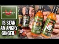 EATING ANGRY GINGER HOT SAUCE | *Is Sean An Angry Ginger?*