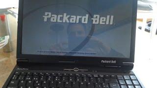 Packard Bell easynote aj300 SMART ERROR NO DEJA FORMATEAR LIMPIEZA POLVO Y TECLADO