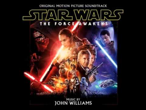 23 The Bombing Run - Star Wars: The Force Awakens Extended Soundtrack