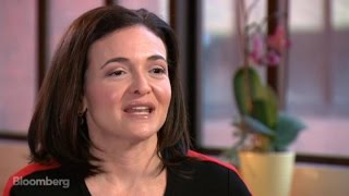 Sheryl Sandberg: I Want More Women in Public Office