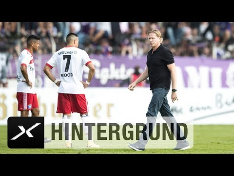 Hamburg (mal wieder) vor stürmischer Saison | Hamburger SV | Bundesliga