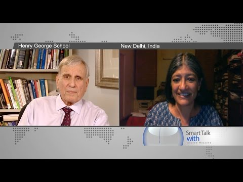 Jayati Ghosh discusses socialist movements and Greece Debt