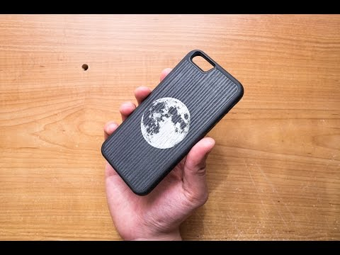 Carved Traveler Wood Case for iPhone 6 - Review