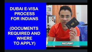 Dubai Visa for Indians - UAE Dubai Visa process - How to get Dubai Visa for Indian Passport Holders