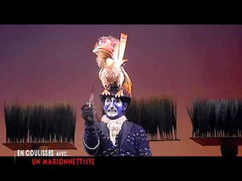 THE LION KING - Paris - A Puppeteer's Perspective