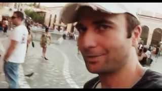 ГРЕЦИЯ: У метро Монастираки у Акрополя...Афины...Греция (Greece Athens)(Ответы на вопросы http://anzortv.com/forum Смотрите всё путешествие на моем блоге http://anzor.tv/ Мои видео путешествия по..., 2012-09-30T20:45:56.000Z)