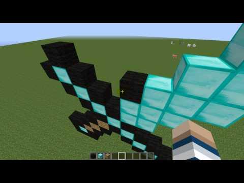 Minecraft Heykeller Serisi Bölüm #3