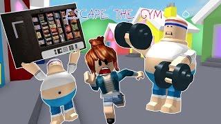escape the gym obby
