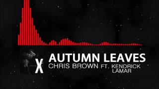 Traduction de Autumn Leaves - Chris Brown
