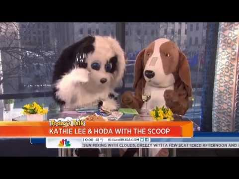 Kathie Lee and Hoda Kotb Wear Dog Suits on TODAY
